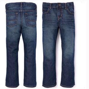 Children's Place Bottoms - Boys Bootcut Jeans Sz 14 Regular Children's Place